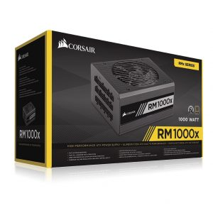 Блок питания Corsair RM 1000x